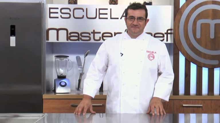 Pularda rellena - Escuela de cocina masterchef ...