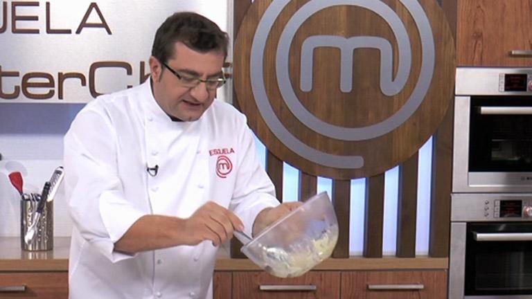 Prepara huevos perfectos - Escuela de cocina masterchef ...