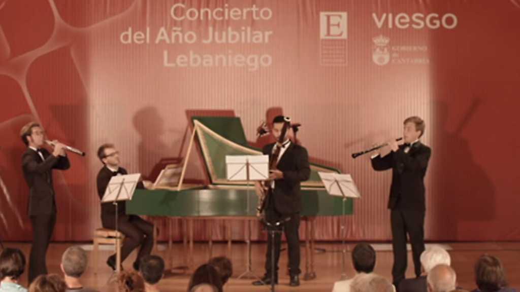 Los conciertos de La 2 - Escuela de Música Reina Sofía (Año Jubilar Lebaniego, Potes)