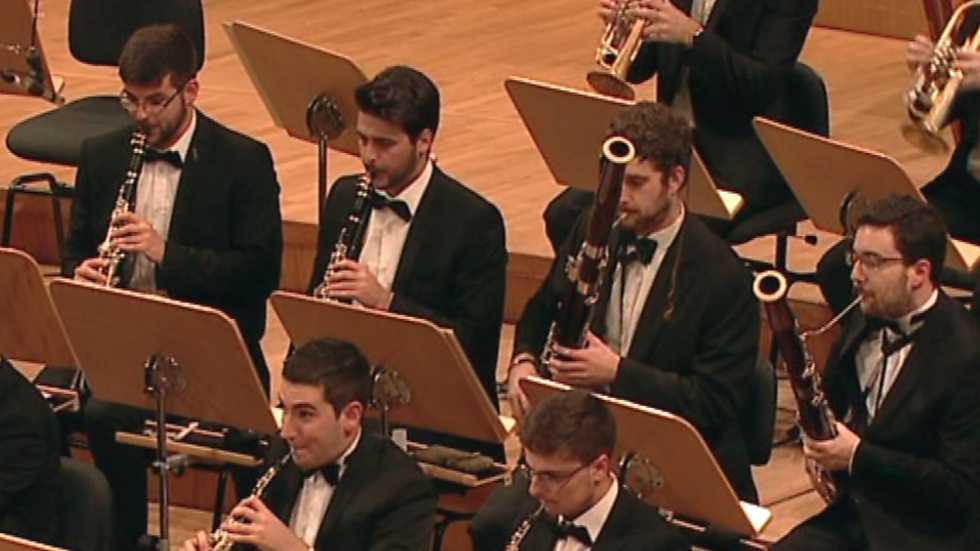 Los conciertos de La 2 - Escuela de Música Reina Sofía (Inauguración Curso 2016-2017) (parte 2ª)
