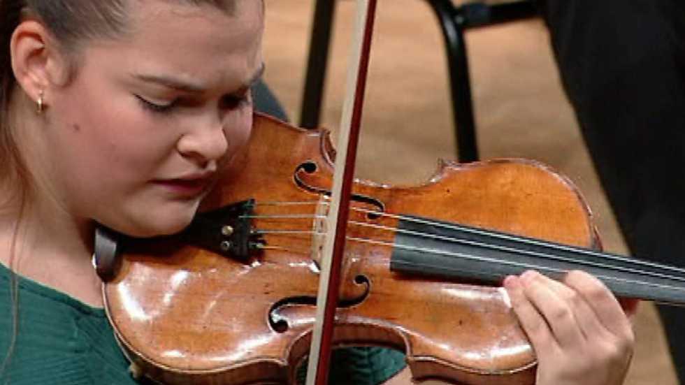 Los conciertos de La 2 - Concierto inaugural de la Escuela Superior de Música Reina Sofía. Temp:2015-16 (1ª parte)