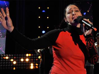 Destino Eurovisión - Semifinal: Actuación de Esmeralda Grao