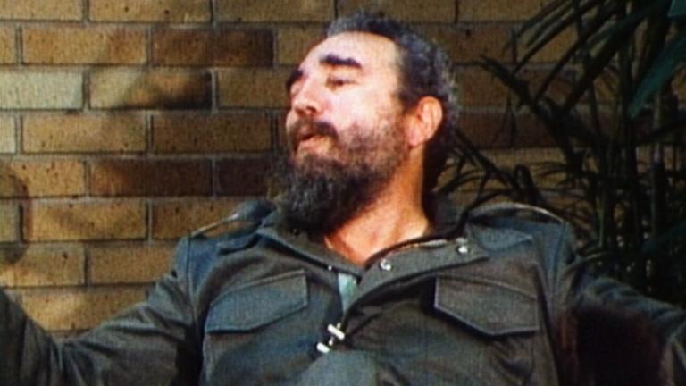 En portada - Y en eso, llego Fidel