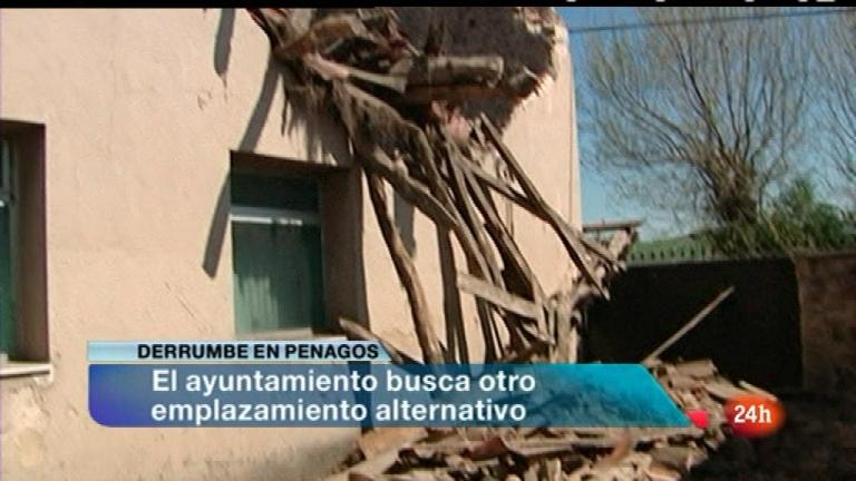 España en 24 horas - 09/04/12
