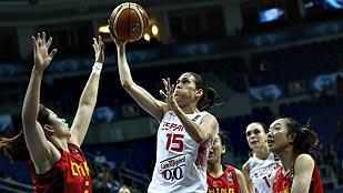 España 71 - China 55