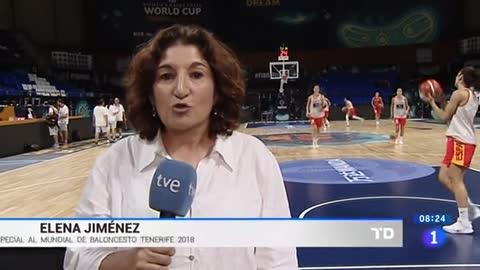 España busca el salto hacia las medallas