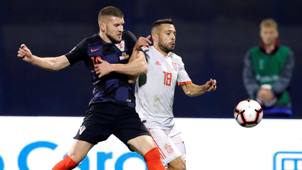 España cae ante Croacia (3-2) y ya no depende de sí misma para clasificarse