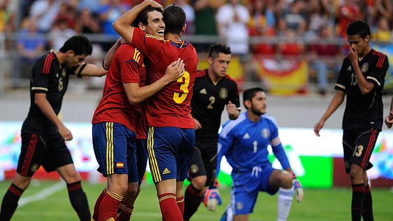 España cierra con victoria el último amistoso antes de Londres