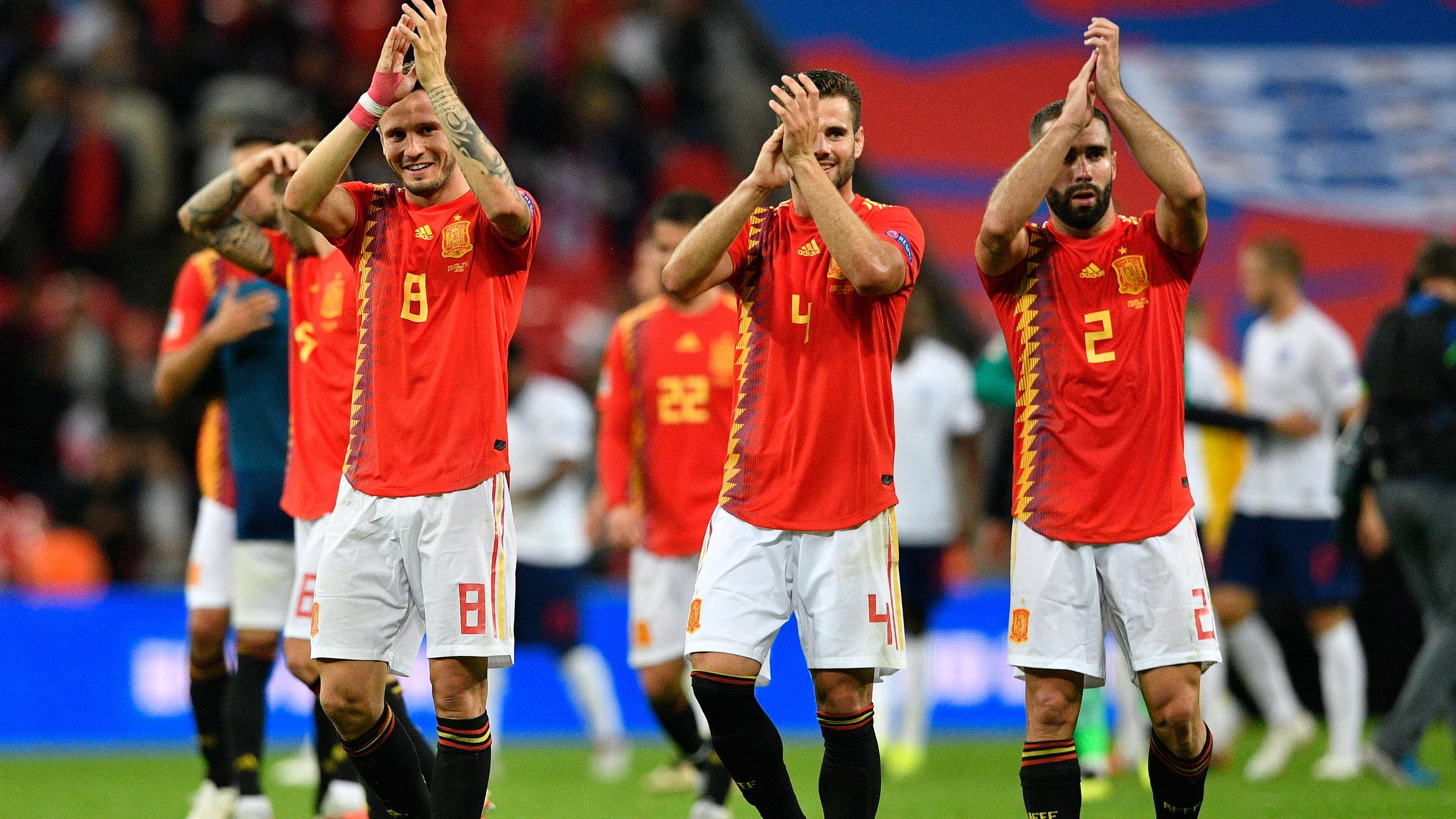 España comienza con buen pie la Liga de Naciones