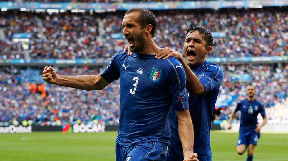España decepciona en la derrota ante Italia