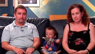 España Directo- Los padres de Lucas denuncian una estafa en nombre del pequeño