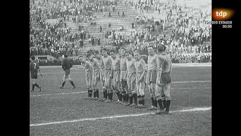 Conexión Vintage - España en el Mundial de Fútbol de Brasil 1950