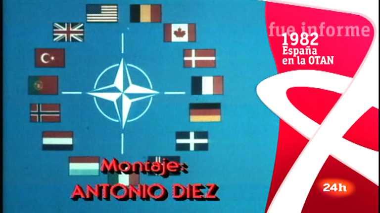 Fue Informe - España en la OTAN