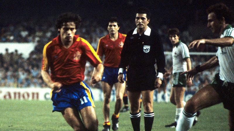 España perdió ante Irlanda del Norte en el último partido de la fase de grupos