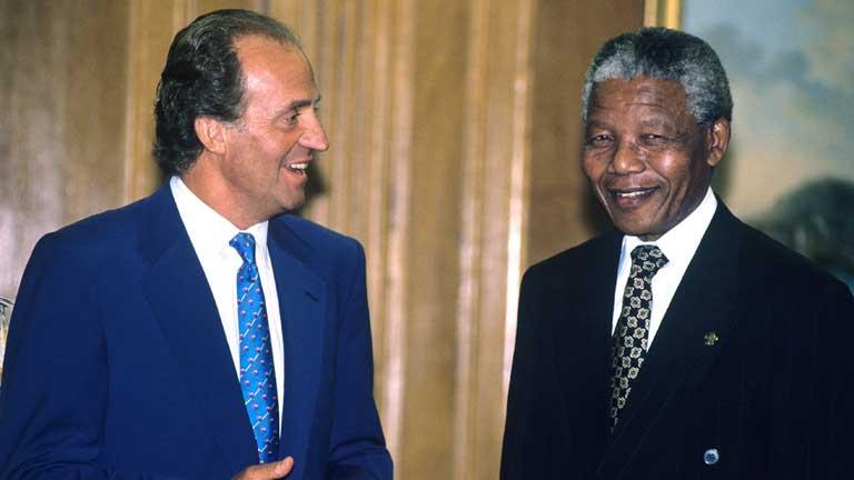 España despide a Mandela recordando su papel clave en la Historia