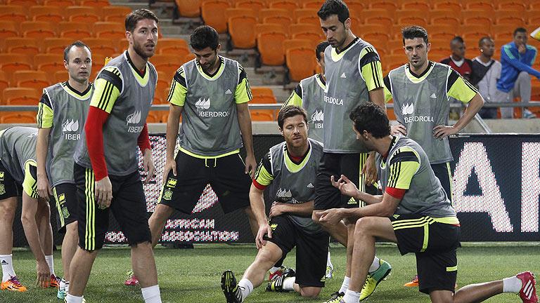 España se despide de 2013 en el estadio de sus sueños