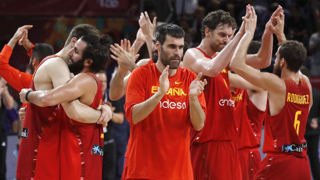 España se mide a Eslovenia por una plaza en la gran final