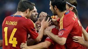 España se recrea ante Corea del Sur (4-1)