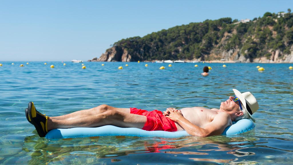 España es el segundo país de la OCDE con mayor esperanza de vida