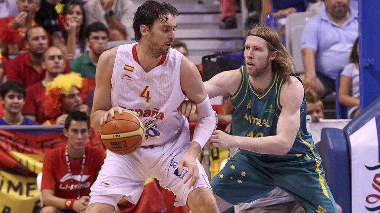 España suma ante Australia su sexta victoria