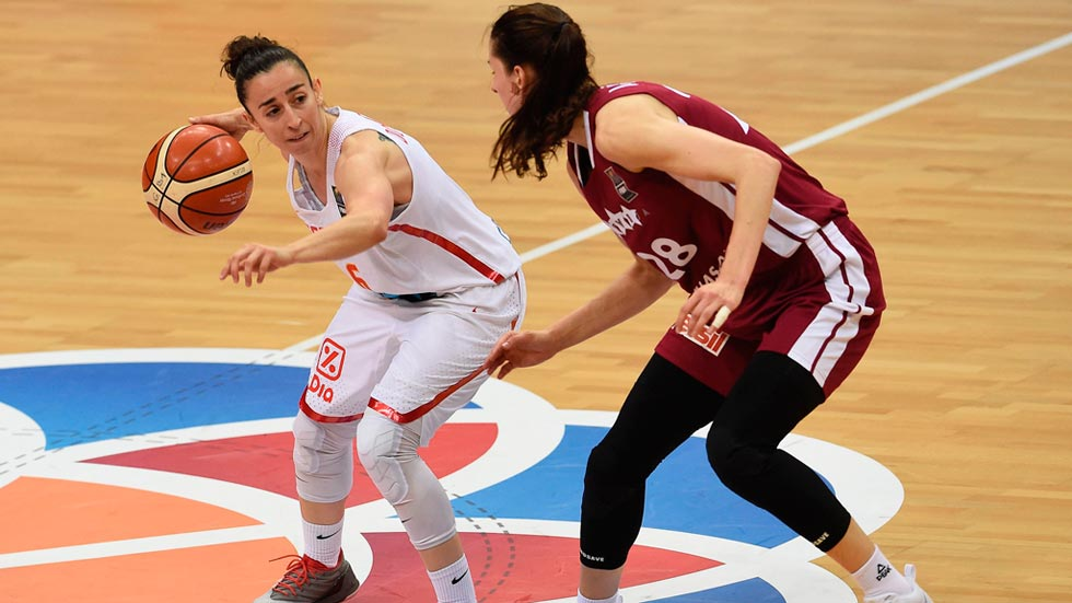España vence a Letonia y se mete en semis del Eurobasket