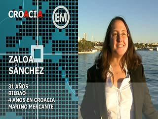 Ver vídeo 'Españoles en el mundo - Croacia - Zaloa'
