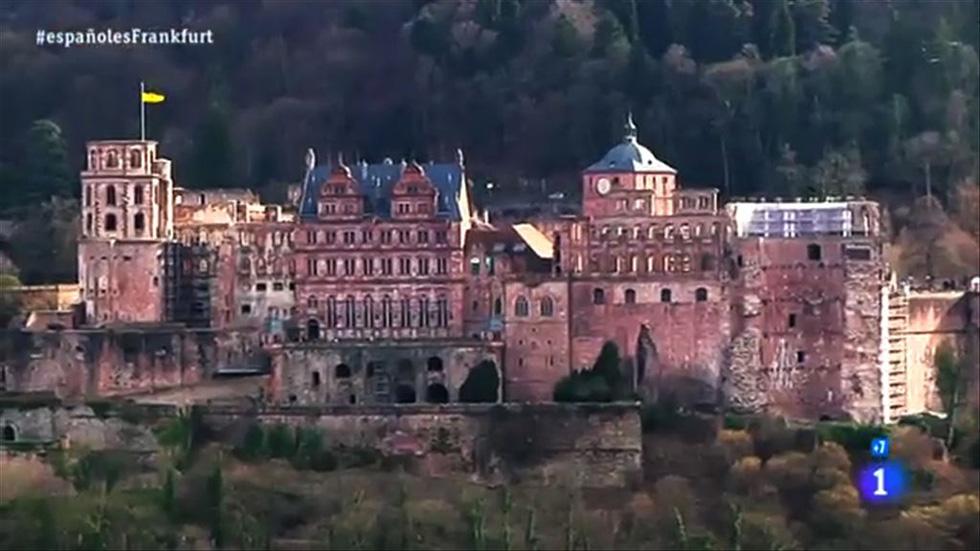 espa oles en el mundo fr ncfort el castillo de On mà belgeschà ft heidelberg