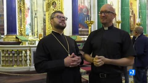 Españoles en el mundo - 'Españoles en el mundo' viaja a San Petesburgo