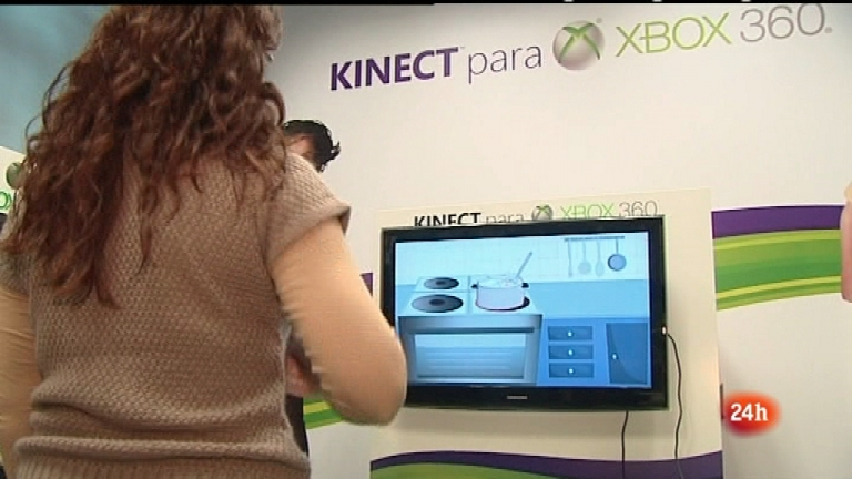 Zoom Net - Videojuegos españoles para PSP y aplicaciones de Kinect en medicina - 10/12/11