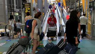 La crisis también se deja sentir en los viajes de los españoles