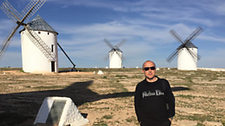 Página Dos - Especial Cervantes
