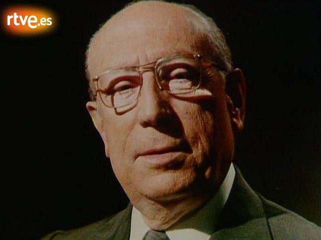 Especial informativo por la muerte de Tierno Galván (1986)