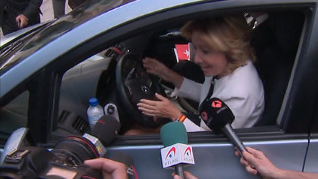 La mañana - Mariló Montero entrevista a Esperanza Aguirre