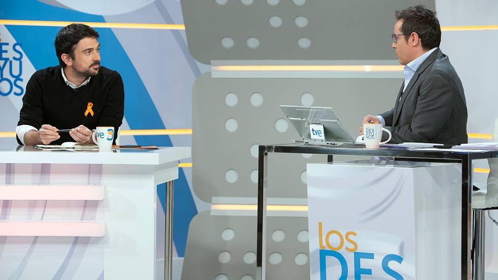 """Espinar ve una """"debilidad estructural"""" depender en Podemos del """"carisma"""" de Iglesias"""
