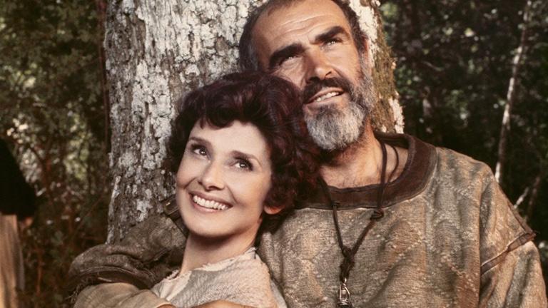 Esta noche, en 'Clásicos de La 1', 'Robin y Marian' con Sean Connery y Audrey Hepburn