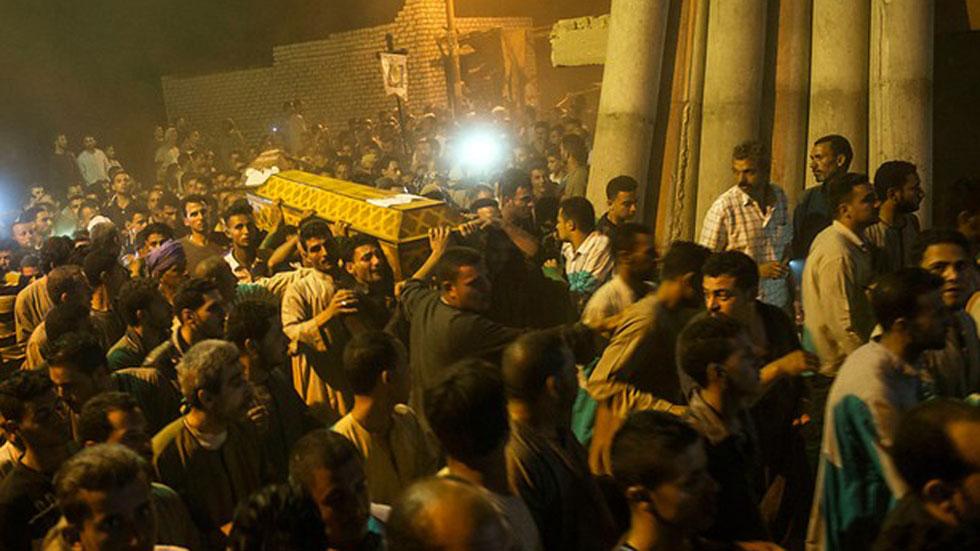 Estado Islámico asume la autoría del tiroteo contra el grupo de cristianos coptos que ayer se dirigían a un monasterio en Egipto