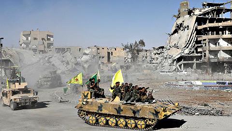 El Estados Islámico pierde Raqqa, la capital de su pretendido califato
