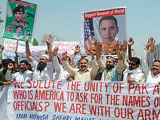 Ver vídeo  'Estados Unidos acusa a los pakistaníes de haber protegido a Bin Laden'