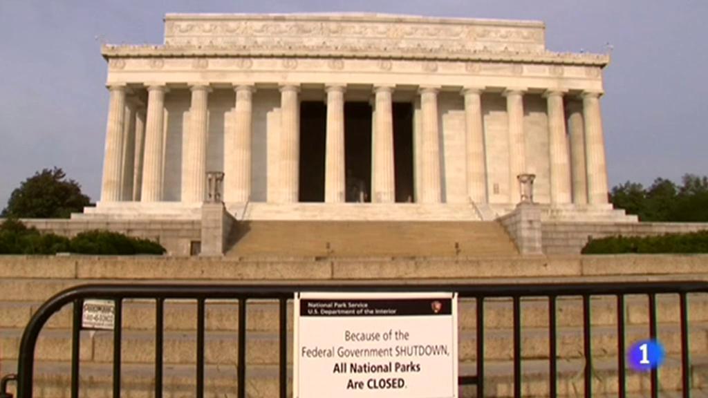 En Estados Unidos ya se nota el cierre parcial del gobierno federal