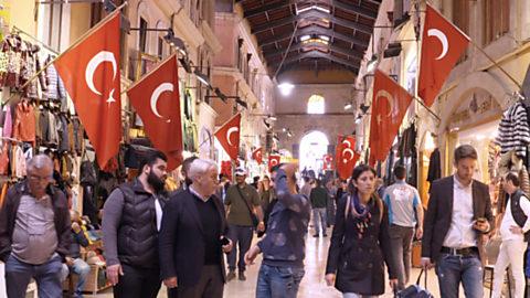 Españoles en el mundo - Estambul