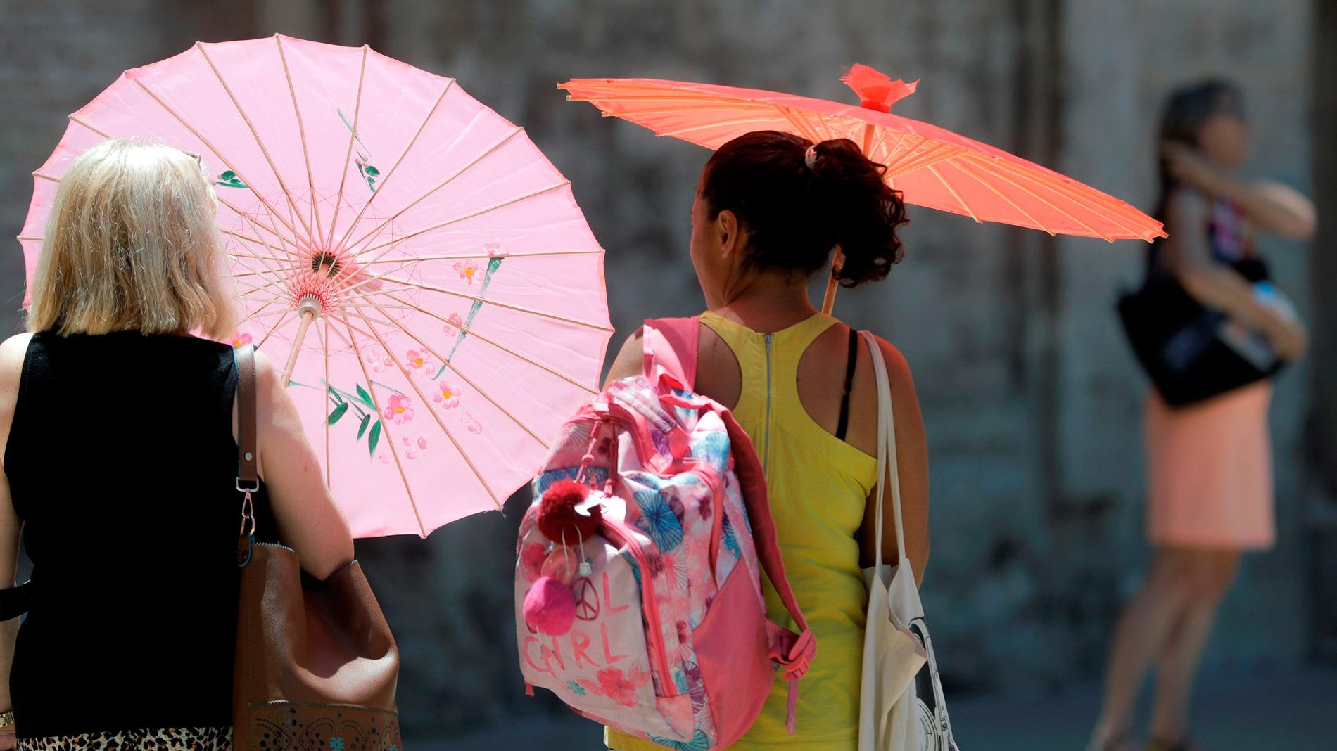 Este verano será el más fresco de los últimos cuatro años
