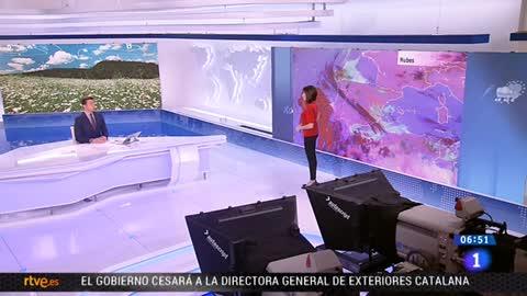 Este viernes habrá vientos fuertes en el Estrecho, interior de Cádiz y Canarias occidentales