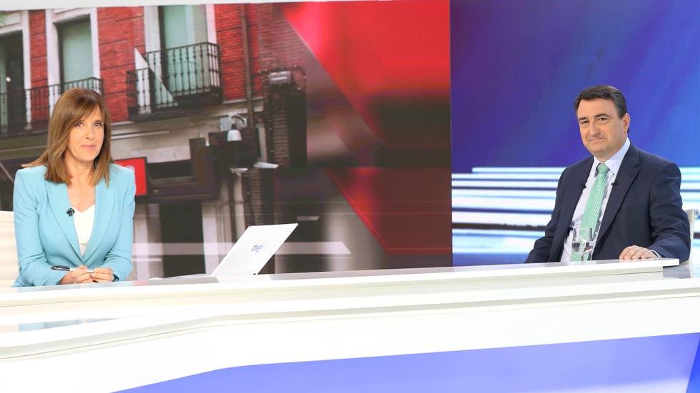 """Esteban (PNV): """"En Euskadi hay una clara pugna entre el PNV y Podemos en estas elecciones generales"""""""