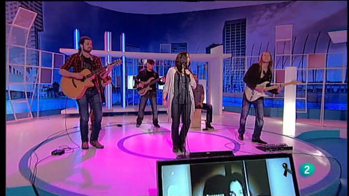 """Para Todos La 2 -  Actuación: Ester Casanova, """"Los días"""""""