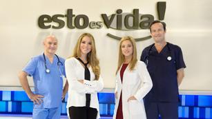'Esto es vida' y 'Centro médico'