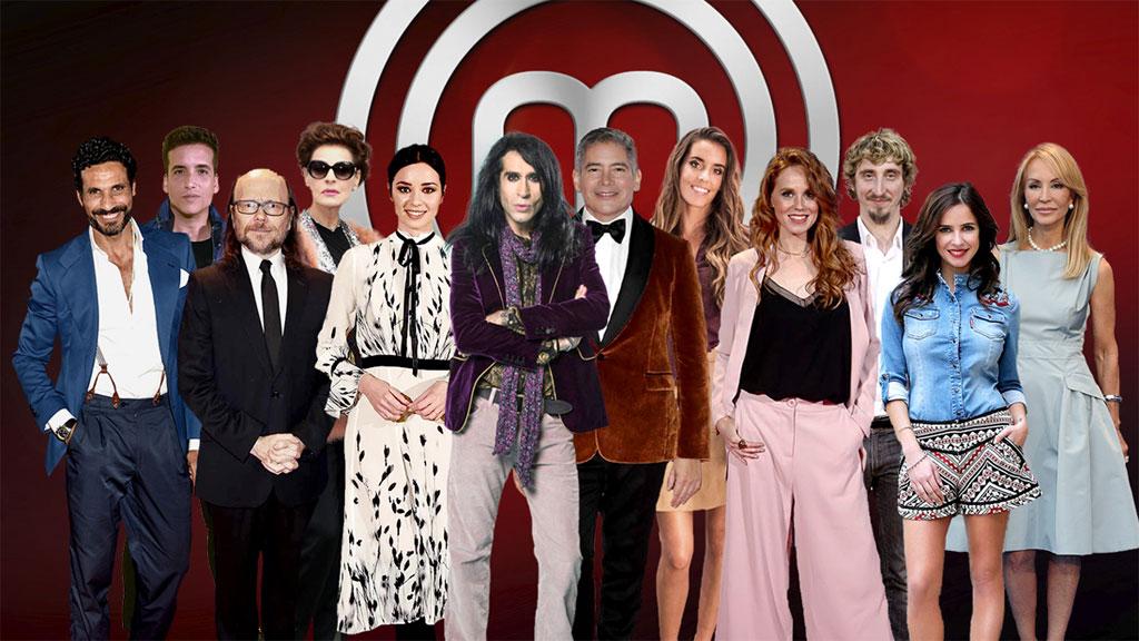 Corazón- Estos son los 12 aspirantes de MasterChef Celebrity 3