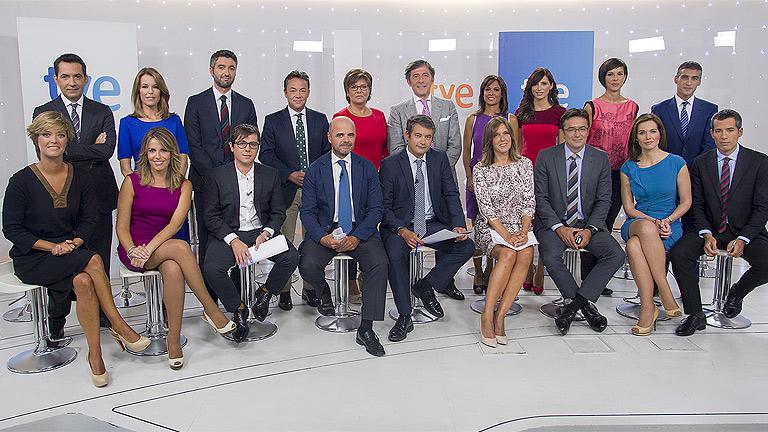 Los Informativos de TVE estrenan temporada con el objetivo de seguir siendo el mejor referente informativo