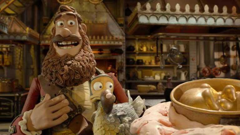 Los piratas lideran los estrenos de esta semana en la cartelera