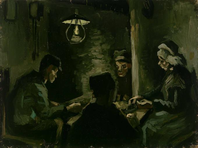 Van Gogh en el trabajo\', en Ámsterdam | 4