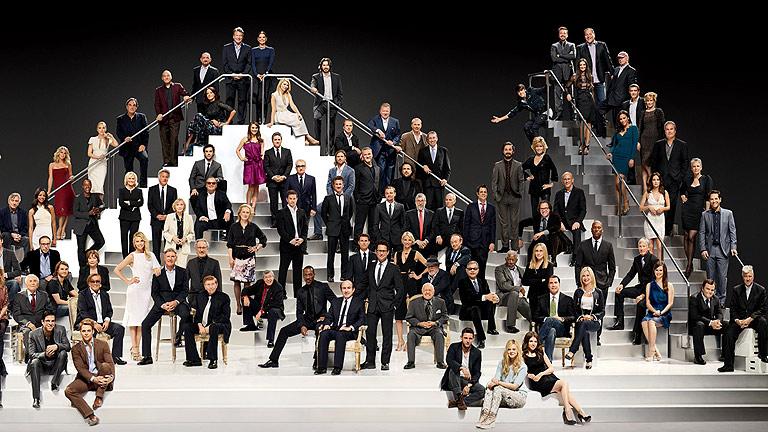 Los Estudios Paramount celebran su centenario con 116 estrellas